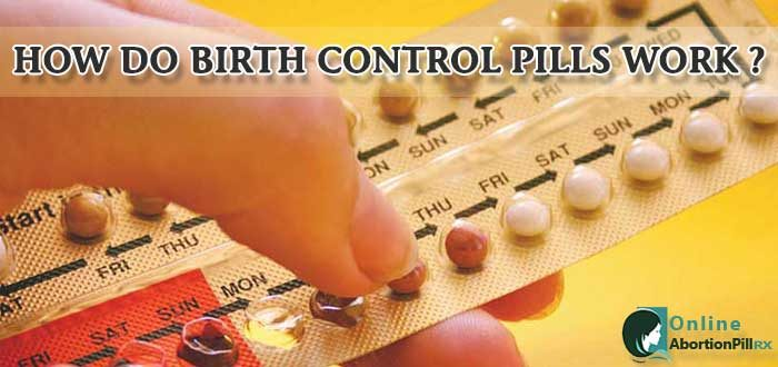 how birth control pills work