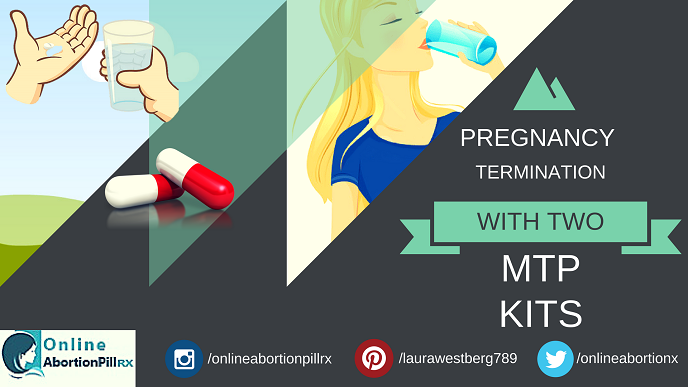 Pregnancy Termination with 2 MTP kits