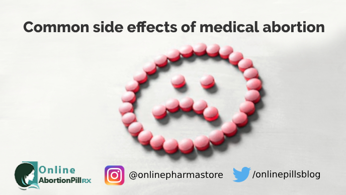 abortion pill side effects