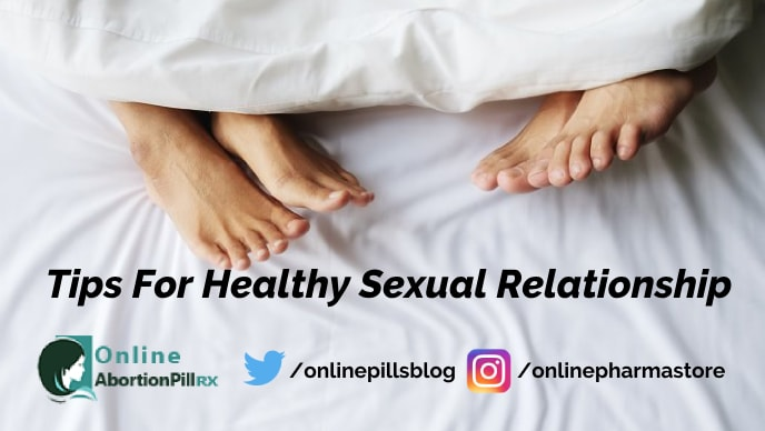 Tips for healthy sexual relationship